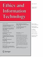 Bibliometric mapping of computer and information ethics