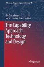 Book Cover: The Capability Approach, Technology & Design (2012)