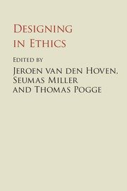 Book Cover: Designing in Ethics (2017)