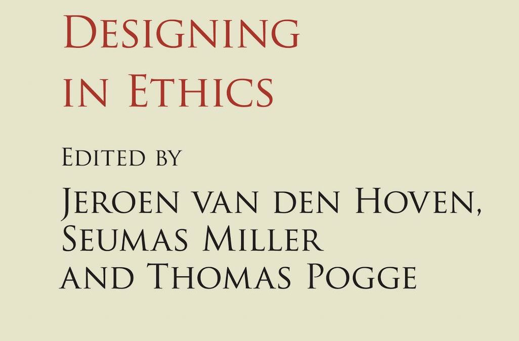 Designing in Ethics – New Book